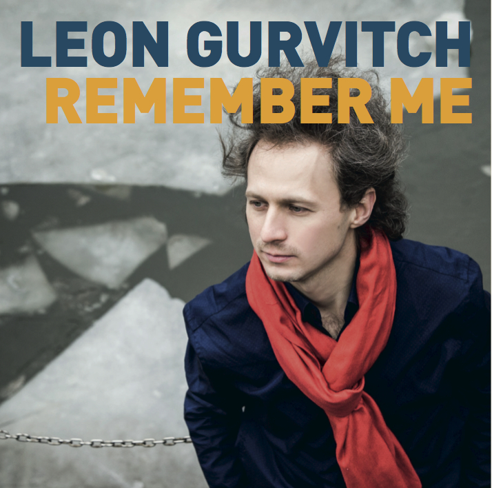 Leon Gurvitch_Remember me_Cover